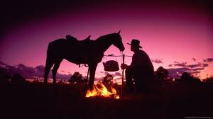 texas wallpaper hd cowboy sunset