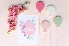 Invitaciones Con Flores En Acuarela Hechas A Mano Invitaciones
