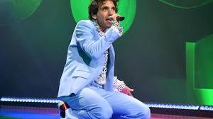 Six mille spectateurs à Lille pour fêter le retour sur scène de Mika