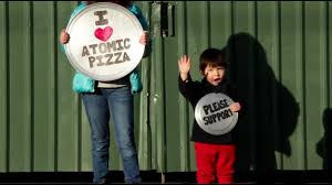 THANK YOU! - Atomic Pizza