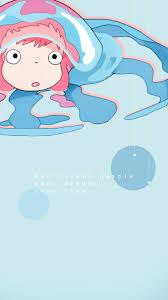 lockscreen wallpaper anime pastel