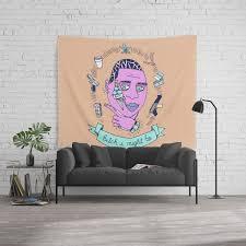 Gucci Mane May Or May Not Be Guilty Wall Tapestry By Brittneymaynard Society6