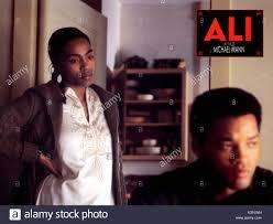 ALI NONA M GAYE, WILL SMITH as Muhammad Ali Date: 2000 Stock Photo ...