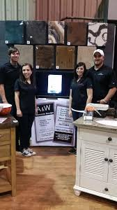 The faces behind A&W Concrete Designs. Wesley & Hannah Wright and ...