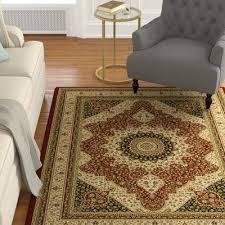 a redgreen area rug astoria grand