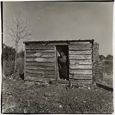 Diane Arbus, Addie Taylor in her Shack, Beaufort, South Carolina ...