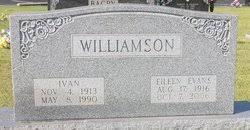 Ivan Williamson (1913-1990) - Find A Grave Memorial