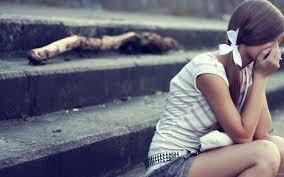 صور حزينة بنات وحيدة حزينة اجمل بنات