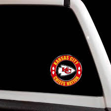Distressed San Francisco 49ers Football Vinyl Decal