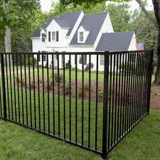 How To Install An Aluminum Fence Lowe S