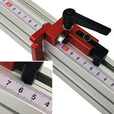 Red T Nut T Track Stop Manual Tool For 75 Type Woodworking Table Fence Track Ebay