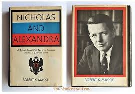 NICHOLAS And ALEXANDRA Robert K. Massie Vintage 1967 Hardcover DJ Atheneum  NY   eBay