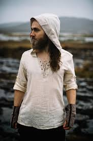 aed hooded shirt free spirit pagan