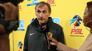 Kaizer Chiefs news: Giovanni Solinas says win is for fans