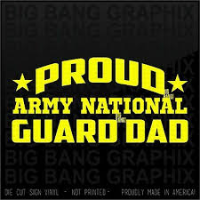 Army National Guard Decal Sticker Proud Mom Car I Love My Son Daughter Veteran Car Truck Graphics Decals Auto Parts And Vehicles Tamerindsa Com Ar