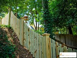 Pin By Fence Workshop On Traditional Picket Fences Wood Picket Fence Building A Fence Front Yard Fence