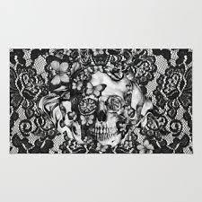 mini skull doormat fashion boutique