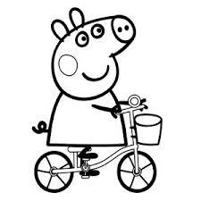 Peppa Pig Kleurplaten Kleurplaten Kleurplaten Voor Kinderen En