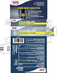 itch relief antifungal cream cvs pharmacy