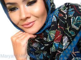 maryam maquillage arabian nights