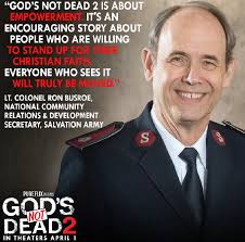 the salvation army usa blog god s not dead in theaters now