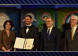 Maryland Teacher Receives Presidential Excellence Award | thebaynet.com |  TheBayNet.com | Articles