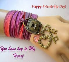 Happy Friendship Day Band Greeting ...