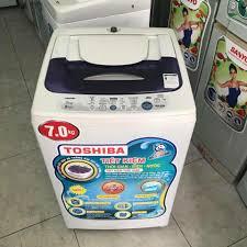 Máy giặt cũ Toshiba 7kg new 90%