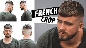 Krotka Fryzura Meska French Crop Jak Ukladac W Tym Stylu Wlosy