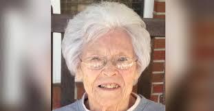 Ms. Hilda Wood Eller Obituary - Visitation & Funeral Information
