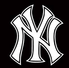 New York Yankees Logo Vinyl Decal Car Decal Computer Decal Etsy