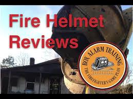 fire helmet reviews you
