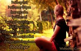 goodbye messages for boyfriend sad goodbye quotes wishesmsg