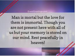 emotional year death anniversary quotes to remember dearest one