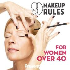 eye makeup tips for 40 year olds