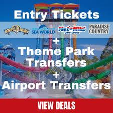 gold coast theme park deals packages