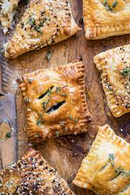 caramelized onion spinach and cheddar
