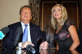 Valeria Marini: Volevo un figlio da Vittorio Cecchi Gori ...