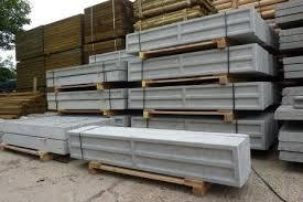 Concrete Fencing Products George Walker Ltd