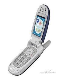 Fotografías Motorola V555 - Celulares ...