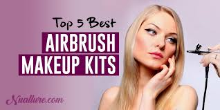 top 5 best airbrush makeup kits review