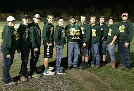 Evergreen FFA Trap Shooting Team Claims First Place In Competition - The  Village Reporter