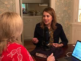 "Meet Poppy MacDonald — one of the women ""Ruling"" media company Politico US  (Episode #17) / She Said / She Said"