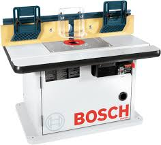 Ra1181 Benchtop Router Table Bosch Power Tools