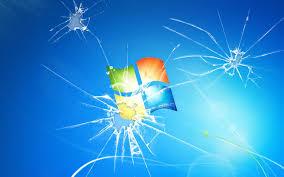 broken screen desktop wallpapers