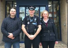 Hero cop restarts car crash victim's heart THREE times with help of brave  passers by   East Anglian Daily Times