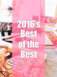 my favorite things in 2016 totally