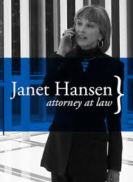 Janet Hansen - Attorney at Law