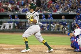 Athletics' Khris Davis is a walking statistical anomaly | The ...