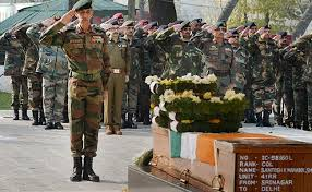 Army Pays Tribute to Colonel Santosh Mahadik Who Died Fighting ...
